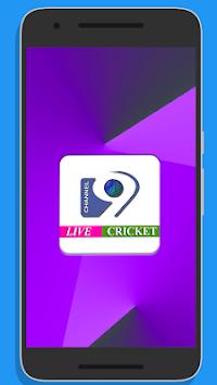Channel 9 Live IPL APK Latest Version Download - Free Entertainment