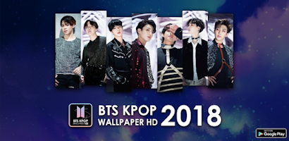 Bts Kpop Wallpaper Hd 2018 Android App On Appbrain