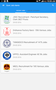 Daily Govt Job Alerts Daily GK- screenshot thumbnail