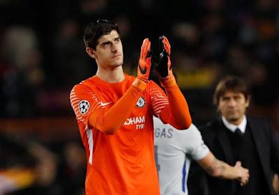Hazard trop cher, le Real se penche sur un autre joueur de Chelsea et veut faire une offre groupée avec Courtois