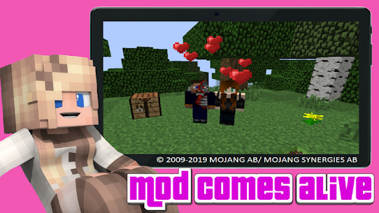 Mod Comes Alive 6