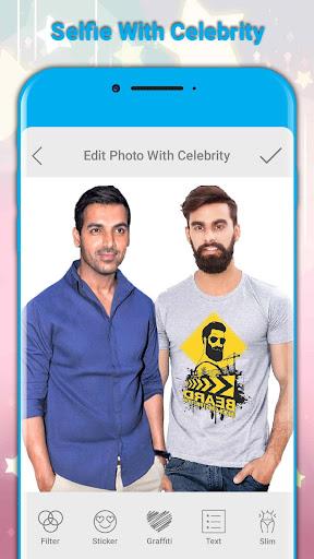 Celebrity Photo and Me...!!!! 1.2 screenshots 4