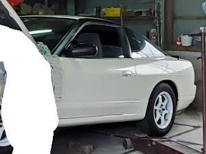 180SX KRS13 CA18のカスタム事例画像 180SXと共に熱走さんの2019年08月03日23:11の投稿