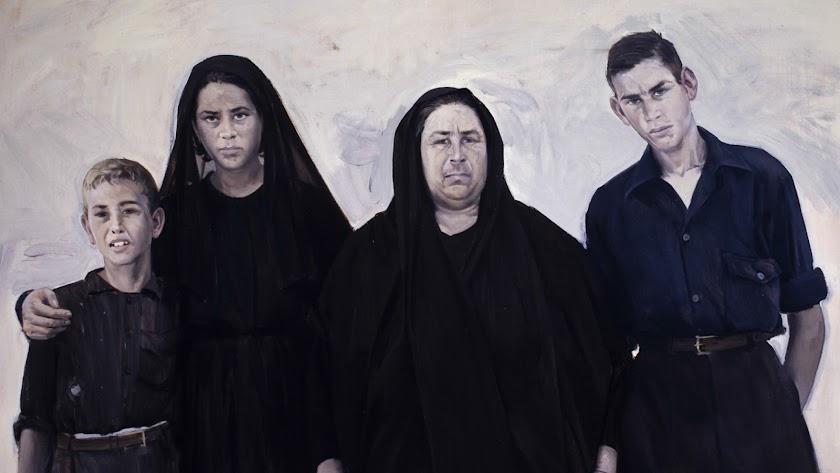 'Posguerra' (2000), de Andrés García Ibáñez.