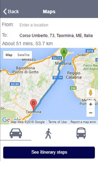 Taormina Excursions- screenshot