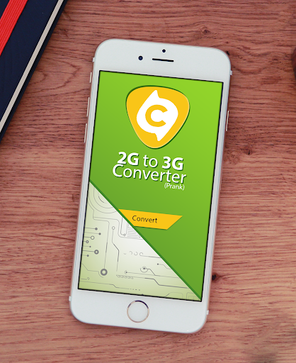 2G to 3G Converter Prank