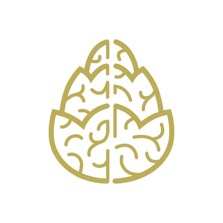 Logo of Cerebral Forever Awake - Hazelnut Mocha