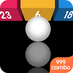 Ball VS Block: 999 Combo