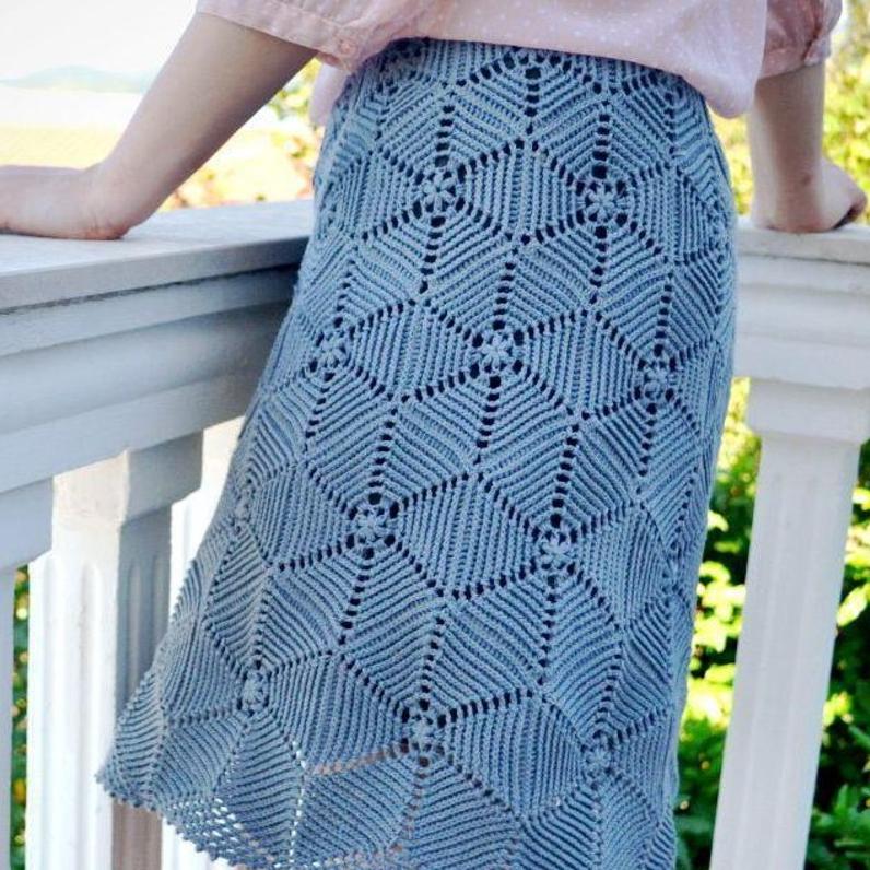 kvitka skirt crochet pattern