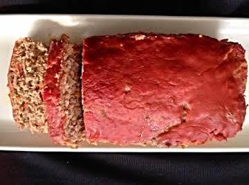 Meatloaf alla Dee