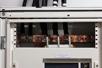 Photo: TGBT - Arrivée courant #datacenter #reims (Visite de chantier 30.10.2014)