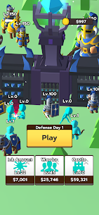 Draw Defence MOD (Unlimited Money/Rewards) 2