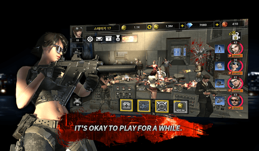 Idle Soldier -  Zombie Shooter PvP Clicker 1.61 screenshots 2