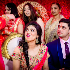 Wedding photographer Sandeep Kashyap (dwphotography). Photo of 27.01.2017