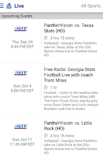 Georgia State Panthers: Free- screenshot thumbnail