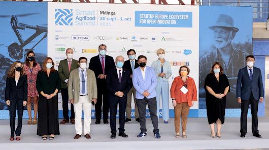 """La Junta """"acompaña al sector agroalimentario para crecer en innovación"""""""