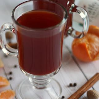 Mandarin Spice Mulled Wine