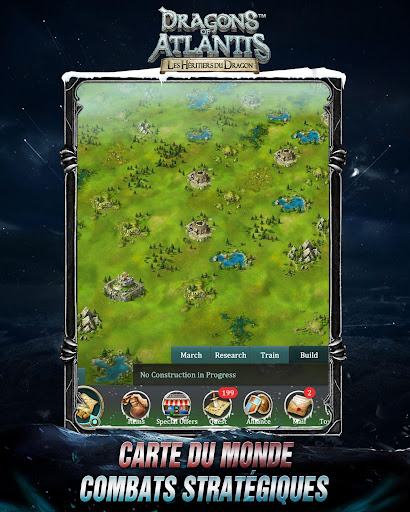 Code Triche Dragons of Atlantis: Hu00e9ritiers APK MOD screenshots 6
