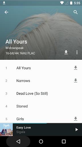 7digital Music Store screenshot 7