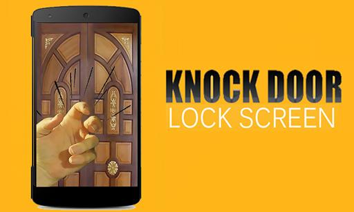 敲开门锁屏|玩工具App免費|玩APPs