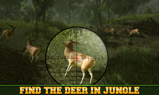Wild Hunter Deer Hunting Safari 3D - náhled