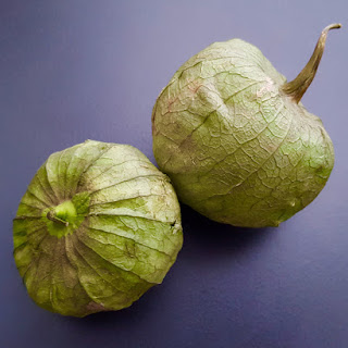 Salsa De Tomatillo Recipe