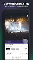 screenshot of Gametime - Tickets to Sports, Concerts, Theater