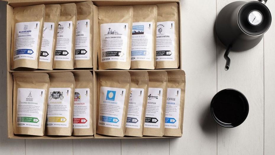 kafijas vai tējas abonaments
