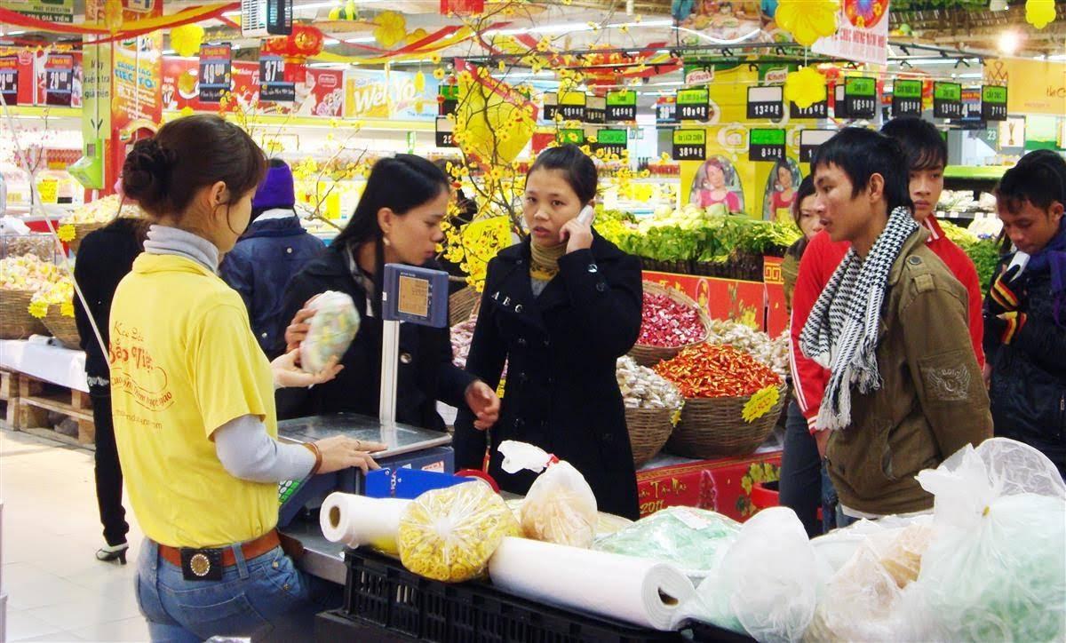 Nhiều giải pháp bình ổn thị trường đang được tỉnh Nghệ An tập trung thực hiện