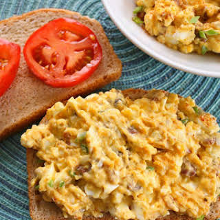 Best Bacon and Egg Salad.