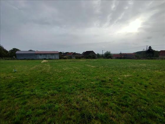 Vente terrain 1305 m2
