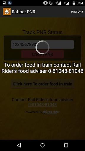 Raftaar PNR - Rail Rider
