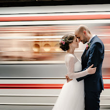 Wedding photographer Andy Vox (andyvox). Photo of 05.10.2018