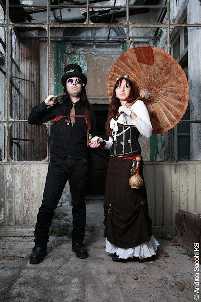 Photo: Von Crown and Temperance - photo by A.Sacchi KS
