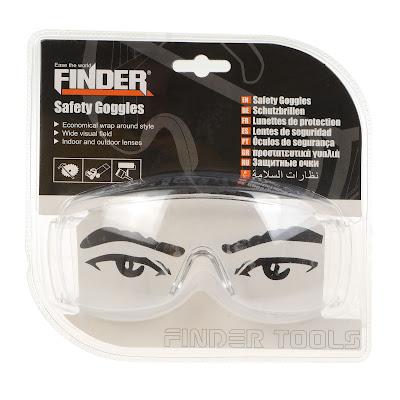 Очки защитные Finder 42G