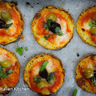Cauliflower Pizza Crust Gluten Free Recipe
