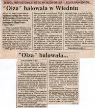 Photo: Głos Ludu (Czeski Cieszyn) - 30 stycznia 1996 r.