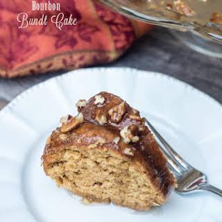 Sweet Potato Bourbon Bundt Cake.