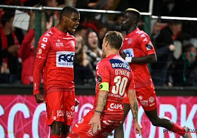 Kortrijk springt over Oostende in de stand na interessante West-Vlaamse derby