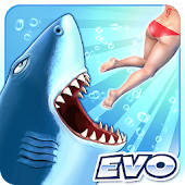 Unduh Hungry Shark Evolution Gratis