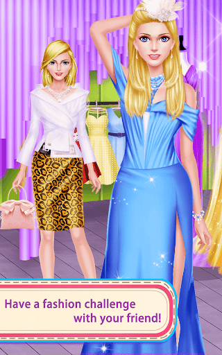 Celebrity Challenge Beauty Spa 1.2 screenshots 9