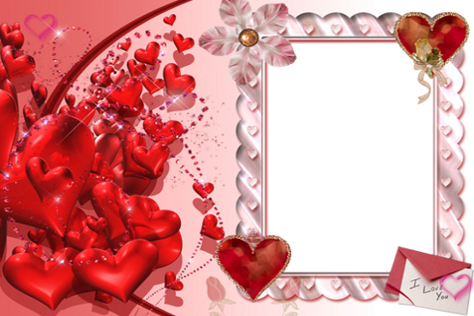 valentine love wedding frames screenshot