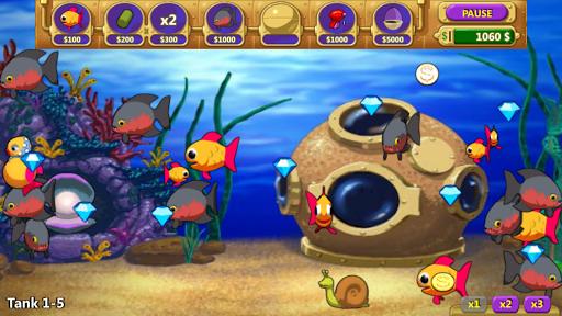 Insane Aquarium Deluxe - Feed Fishes! Fight Alien! 5.1 2