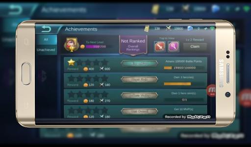New Mobile Legend Bang Bang Wishlist 1.0.1 screenshots 2