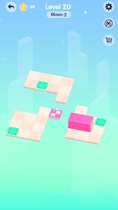 CREAKY BOX – 3D Blockorz Roller Duty – MOD + APK + DATA Download 1