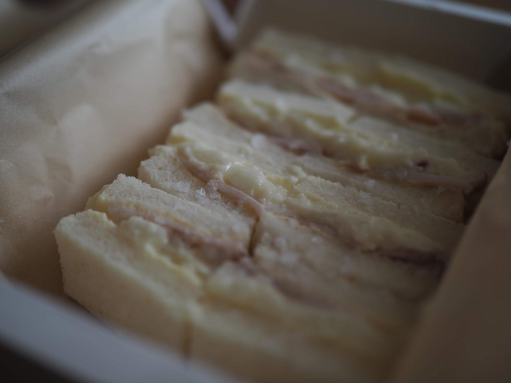 ポテトサンド