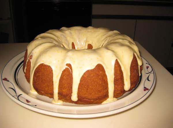 Vegan Sweet Potato Spice Cake