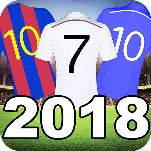 Players' dorsals football quiz (game)