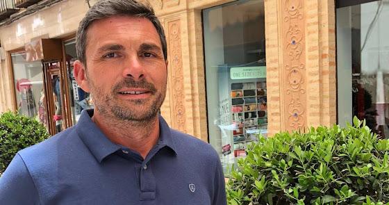"""Francisco Reyes, alcalde de Los Gallardos: """"Juntos vamos a salir de esta"""""""