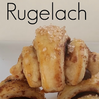 Chocolate Rugelach.